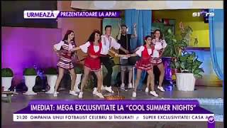 Clanker Jones & FETNO At Cool Summer Nights Antena Stars (part 1)