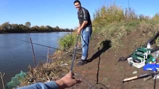 Рыбалка на Свияге