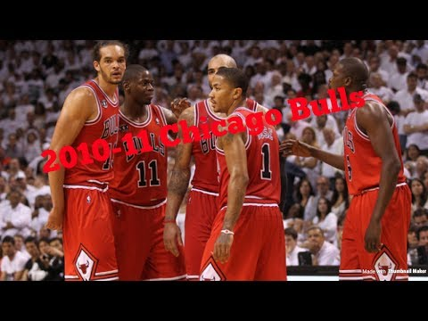 Can the 2010-11 Chicago Bulls win an NBA Championship (NBA 2K17 MyLeague)