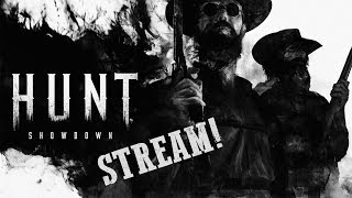 Hunt: Showdown - Zmiana planów! Jednak Hunt! Obadamy co się zmieniło :) - Na żywo