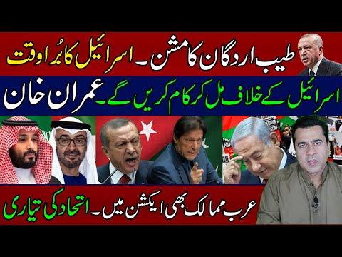 طیب اردگان کا مشن | عرب ممالک بھی ایکشن میں | Imran khan Exclusive Analysis