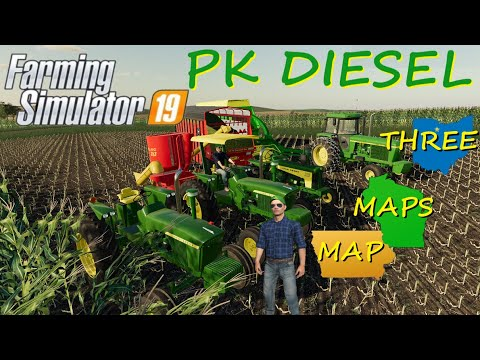 Download 10 AND 20 SERIES JD GAS SOUNDS  UPDATED 40 SIERIES JD BRONKEMA TOYS THREE MAPS MAP 500 SUBS SPECIAL