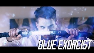 Blue Exorcist Anime VFX In real life (Ao No Exorcist)