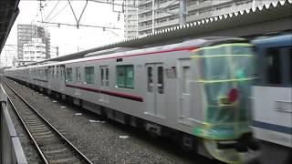【貨物】東武70090系が甲種輸送される