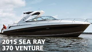 2015 Sea Ray 370 Venture: Boat For Sale at MarineMax Pompano
