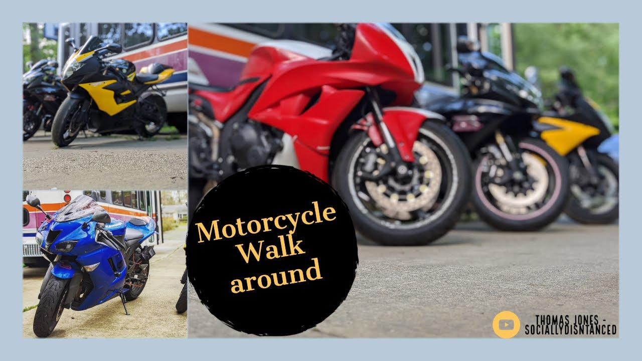 2016 Honda CB500F Naked Sport Bike   Motorcycle Walk
