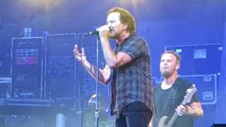 Pearl Jam - Even Flow - Berlin 5. Juli 2018