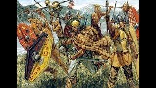 История средних веков.  Древние германцы