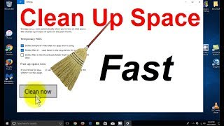 How to Clean your Computer! and make it faster Windows 10 - Free & Automatically