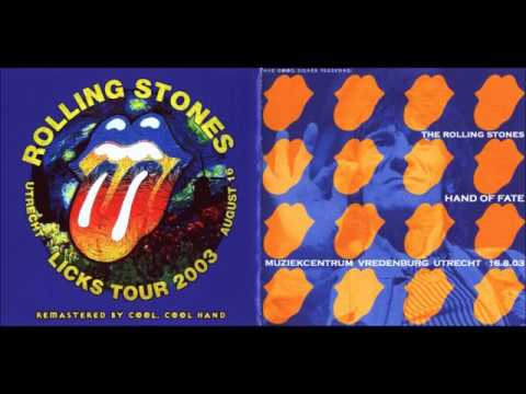The Rolling Stones - Saint Of Me - Live in Utrecht, 2003 (great version)