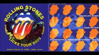 The Rolling Stones - Saint Of Me - Live in Utrecht, 2003 (great version)