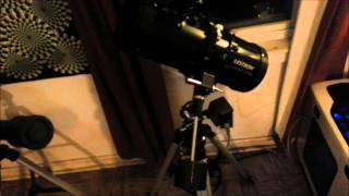 Amateur Astronomy: First Things First Telescope Review