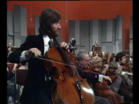 Rocco Filippini - Lalo cello concerto 3 of 4, II mov
