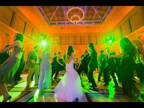 Laura Lane & Nic Rad's Wedding Video