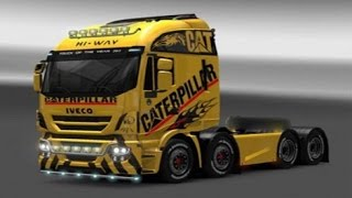 Iveco Mega Mod ETS2 (Euro Truck Simulator 2)