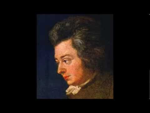 W. A. Mozart - KV 617 - Adagio & Rondo for glass harmonica in C minor