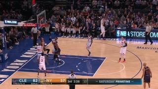 Cleveland Cavaliers at New York Knicks - February 4, 2017