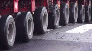 Extreme Trucking - Big Trucks Compilation 2014(Extreme Trucking - Big Trucks NEW COMPILATION 2014. European Union official video. Defekt předního kola. Oversize transport. Pricks and the resulting ..., 2014-01-22T10:29:24.000Z)