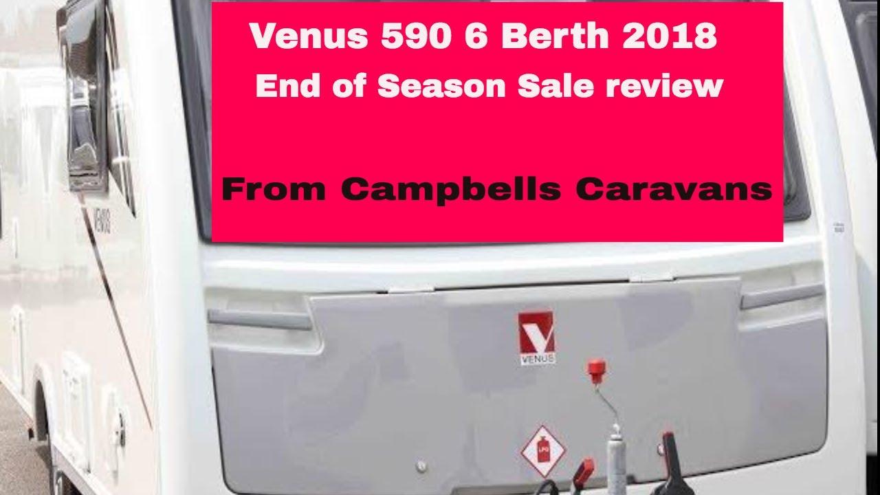 Venus 590 6 Berth By Lunar 2018 Model Youtube Buccaneer Caravan Wiring Diagram Lost Weekends