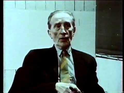 Duchamp - interviews - BBC 1966