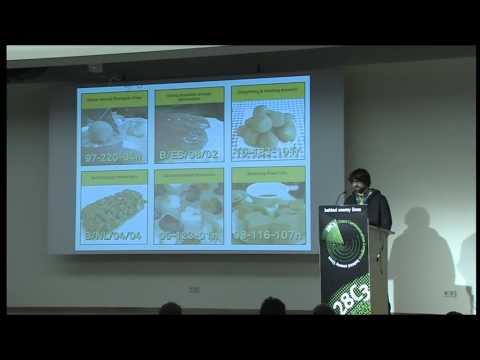 28c3: Eating in the Anthropocene
