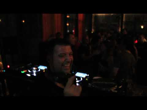 Chriss Ronson live @ Zürich Calling - The Street Parade After, Brooklyn Bar, Zurich 11/08/2018 P2