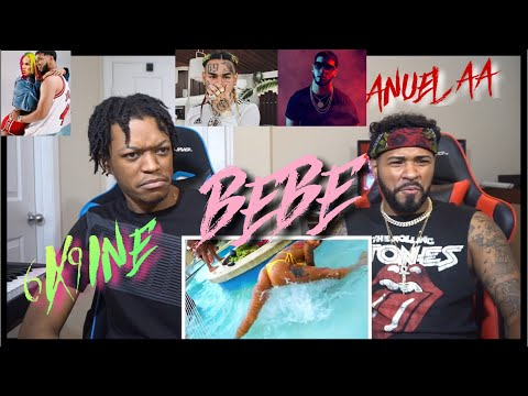 BEBE – 6ix9ine Ft. Anuel AA (Prod. By Ronny J) (Official Music Video) | FVO Reaction