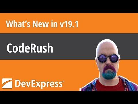 What's New In V19.1 - CodeRush