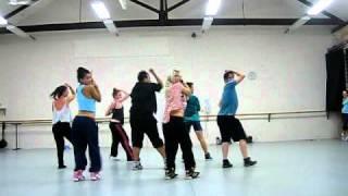 'S&M' Rihanna choreography by Jasmine Meakin (Mega Jam)