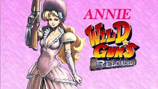 Wild Guns Reloaded - Annie Character Trailer