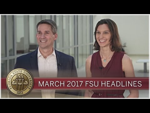 FSU Headlines: March 2017
