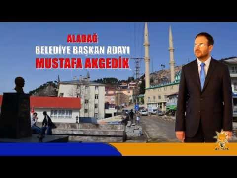 Mustafa Akgedik - AK Parti Aladağ Belediye Başkan Adayı