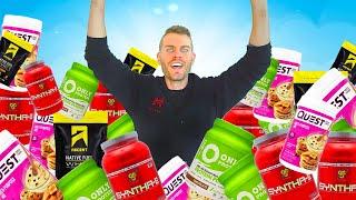 Insane Energy : Only Powder Diet For 60 Days