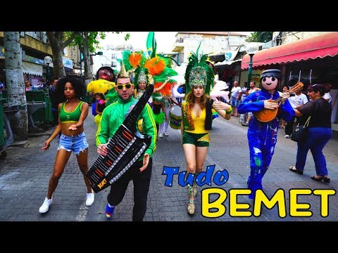 BEMET - Tudobemet (feat. MC Tommy)