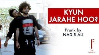 || Kyun Jarahe Hoo || Prank By Nadir Ali In P4 Pakao