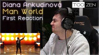 Dj Reacts To Diana Ankudinova This Is A Mans World