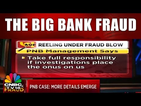 THE BIG BANK FRAUD | PNB Reeling Under Fraud Blow | BUSINESS HOUR | CNBC TV18