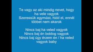 Mohamed Fatima - Nem baj dalszöveg [Lyrics]