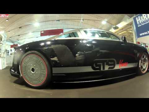 9ff GT9 Vmax 1400 PS 437 km/h World Premiere Essen Motor Show 2012 High Speed Tuning sport auto