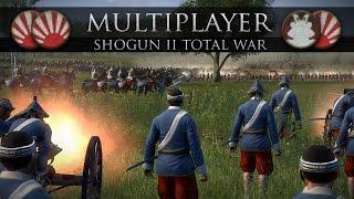 Gatling Fun (Total War: Fall of the Samurai Online Battle #239)