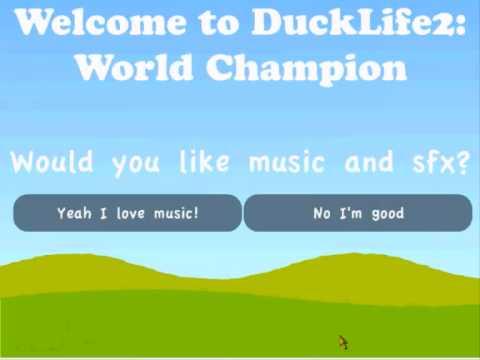 Duck Life 2 cheats