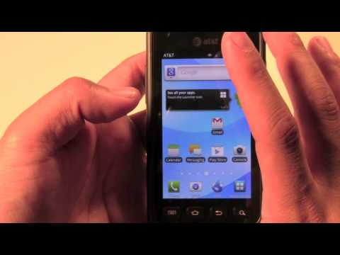 Samsung Rugby Smart Review Hands On
