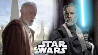 What Obi-Wan Did in his FREE TIME on Tatooine (CANON) - Star Wars Explained