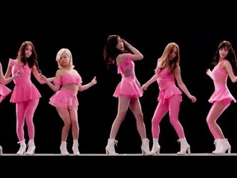 1080p [SNSD] Girls' Generation (少女時代) / HOOT -