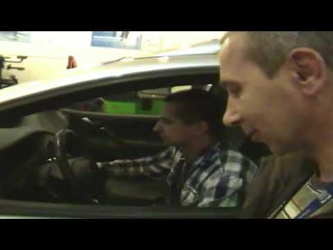Приемка автомобиля в учебном автосервисе BOSCH