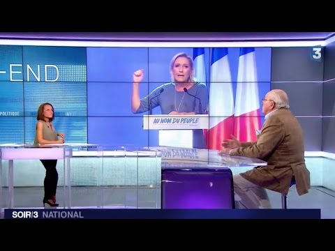 Jean-Marie Le Pen - Soir 3 (France 3)