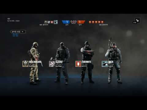 Rainbow Six:siege / Do-play-iq
