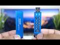 USB Flash Drive with Keypad - Kingston DT2000 Review