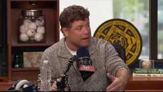 Sean Astin shares details about Rudy (10/14/15)