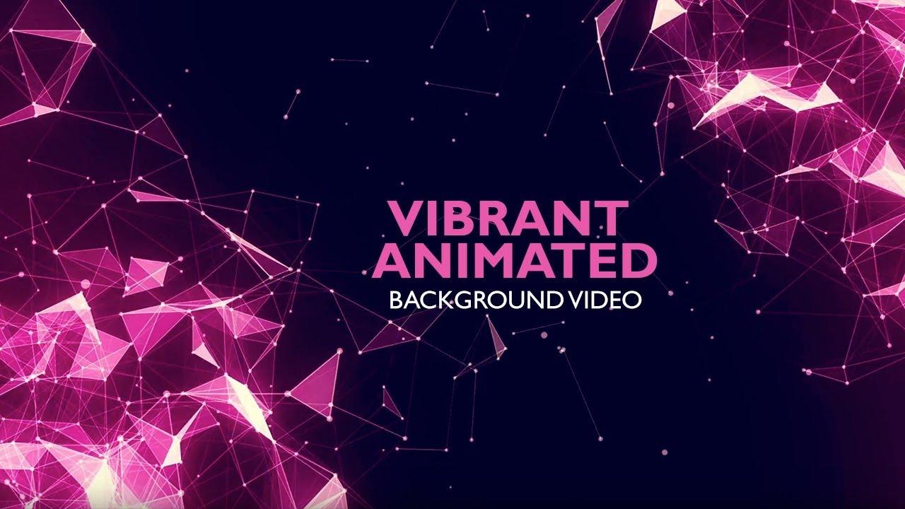 Vibrant background hd animated video youtube - Vibrant background ...